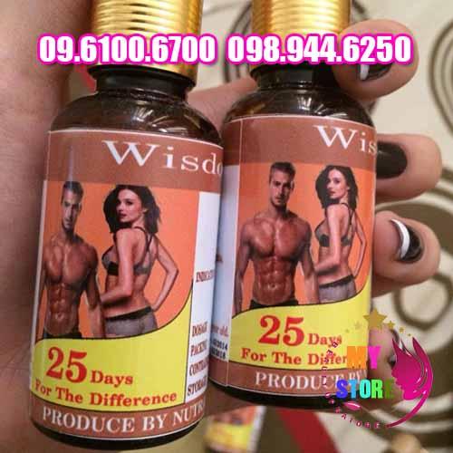 Tăng cân wisdom weight-4
