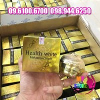 HEALTH WHITE MELASMA CREAM-1