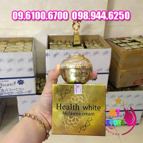 HEALTH WHITE MELASMA CREAM