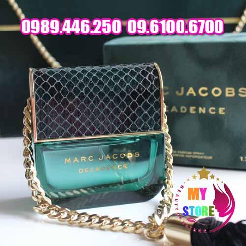 Nước hoa Marc Jacobs Decadence hình túi xách-ă