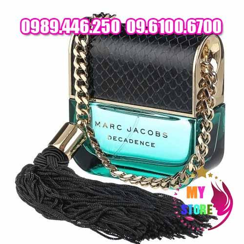 Nước hoa Marc Jacobs Decadence hình túi xách-1
