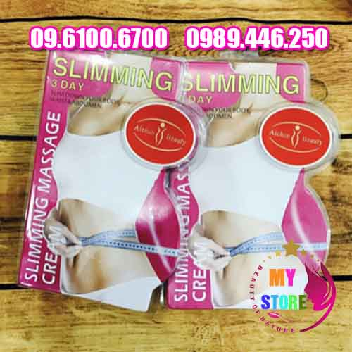 Gel tan mỡ Slimming 3Day Aichun Beauty-1