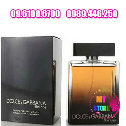 Nước hoa dolce & gabbana the one nam-1