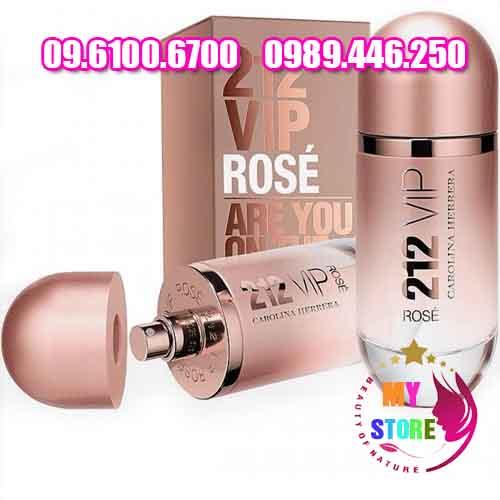 Nước hoa nữ 212 Vip Rose-1