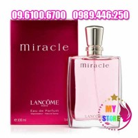 Nước hoa Lancome Miracle EDP Spray for Women