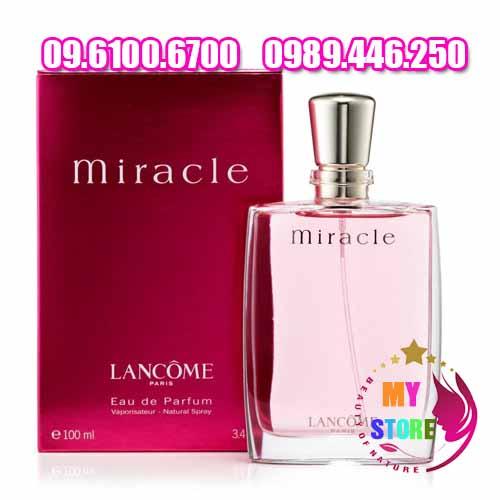 Nước hoa Lancome Miracle EDP Spray for Women