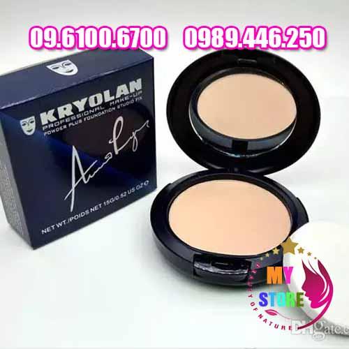 Phấn 2 tầng Kryolan Professional Make-Up-2
