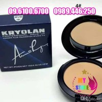 Phấn 2 tầng Kryolan Professional Make-Up-4