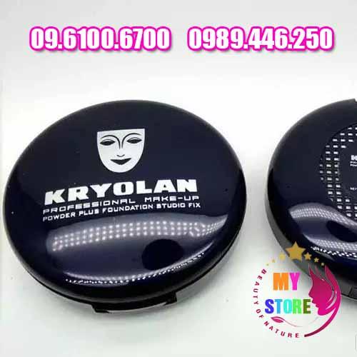 Phấn 2 tầng Kryolan Professional Make-Up