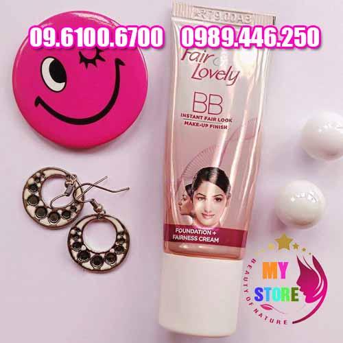 fair & lovely bb cream-4