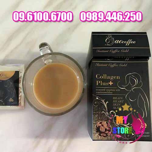 Dao coffee thái lan