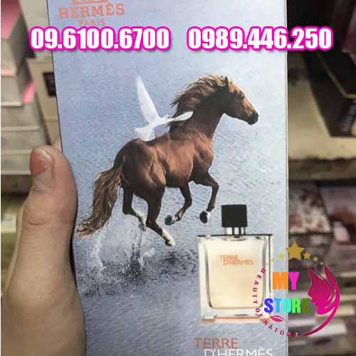 Nước hoa Terre d'Hermes Parfum Paris