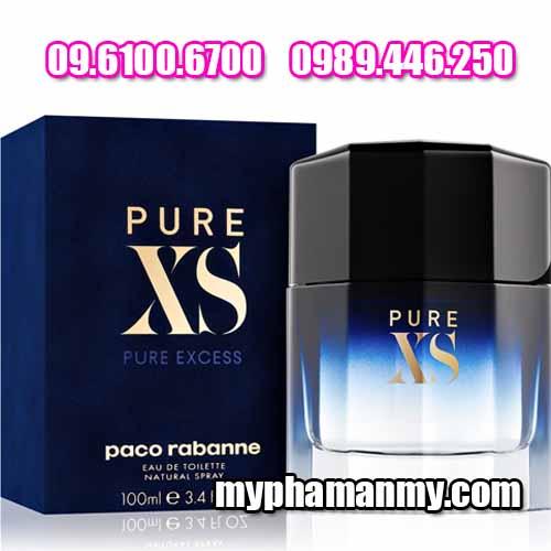 Nước hoa Pure XS Paco Rabanne cologne