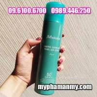 Xịt chống nắng jm solution marine luminous pearl sun spray-1
