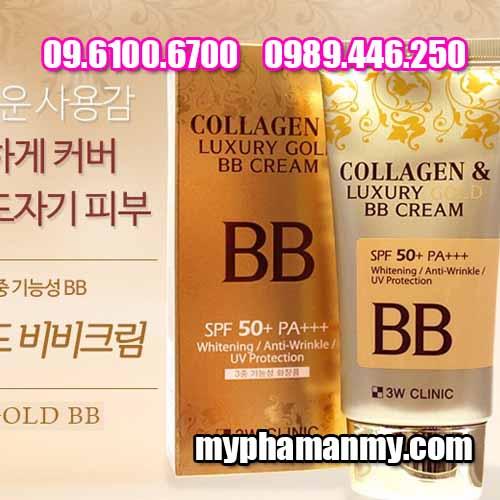 Collagen & Luxury Gold BB Cream-1