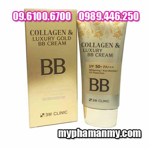 Collagen & Luxury Gold BB Cream