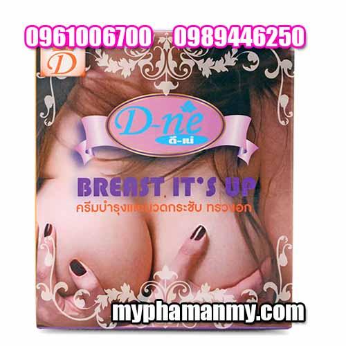 Kem nở ngực D-ne-4