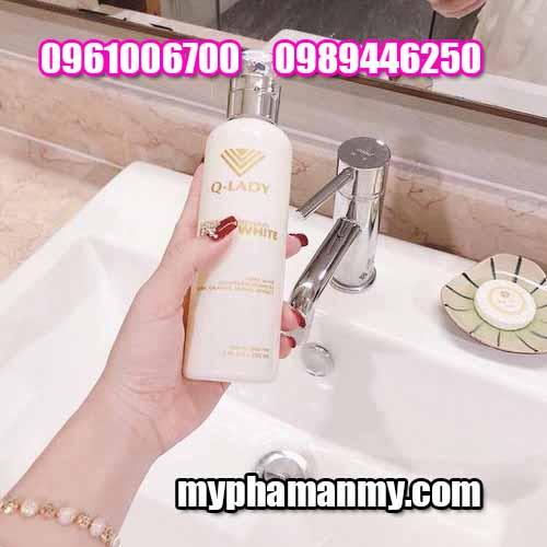 Sữa tắm truyền trắng Q-Lady-1