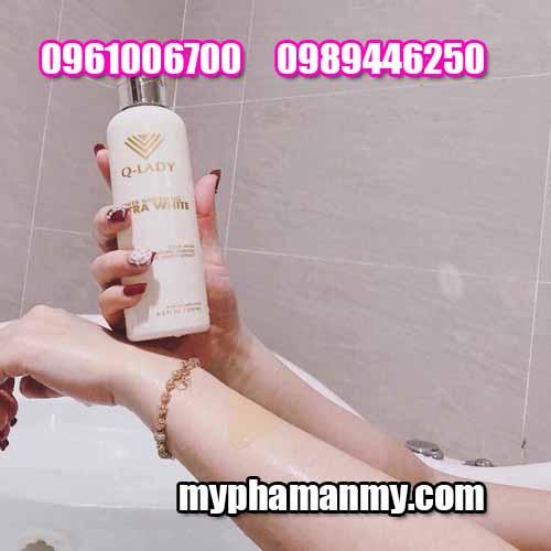 Sữa tắm truyền trắng Q-Lady-3