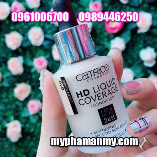 Kem nền catrice hd liquid coverage-1