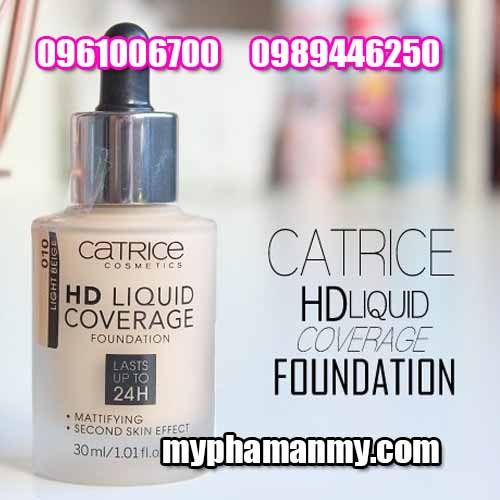 Kem nền catrice hd liquid coverage-4