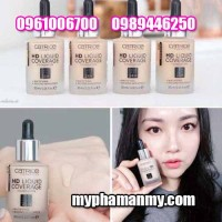 Kem nền catrice hd liquid coverage