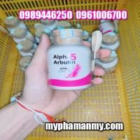 bột kích trắng da Alpha Arbutin 5 White 2